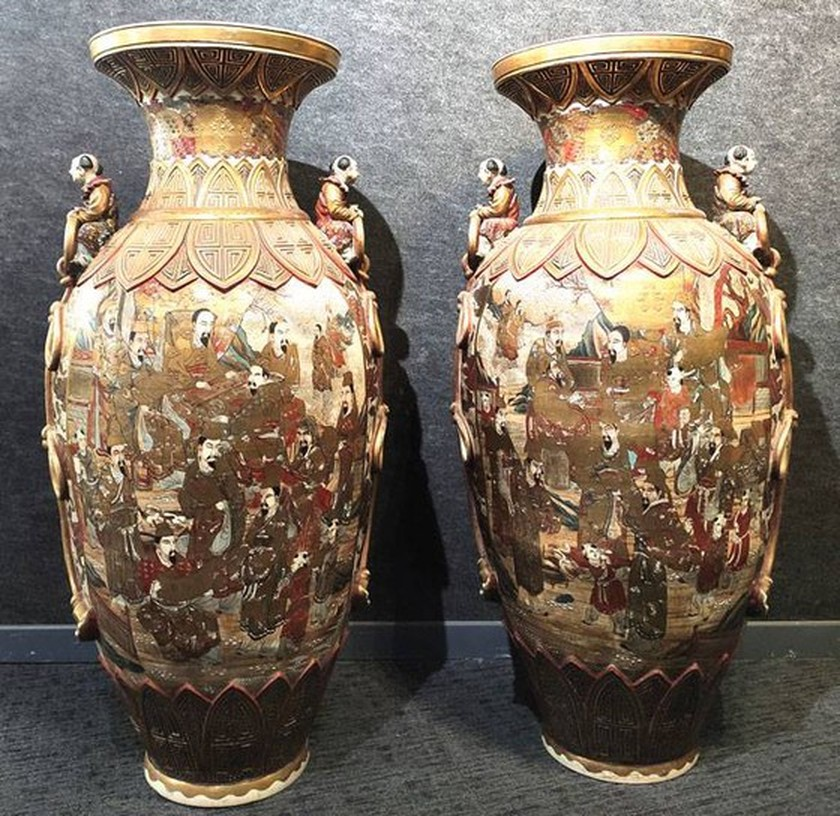 The eternal lure of Satsuma pottery from Japan ảnh 3