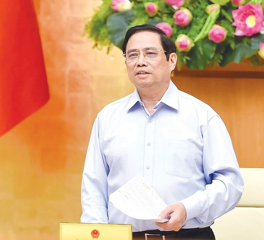 """PM requires efforts towards removal of EC's """"yellow card"""" by year's end ảnh 1"""