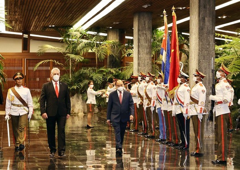 President's trip to Cuba, New York bears great significance: Foreign Minister ảnh 3