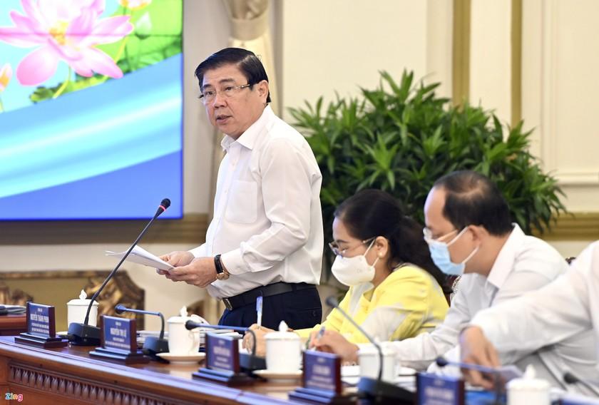 Thủ tướng Phạm Minh Chính: Cương quyết không để dịch Covid-19 bùng phát ở TPHCM ảnh 2
