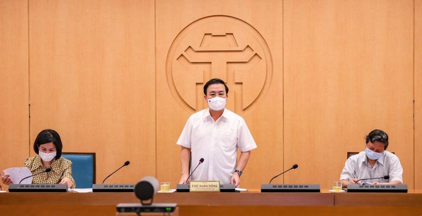 Hà Nội 'thần tốc' lập danh sách 6.300 người làm việc ở Bắc Giang và Bắc Ninh ảnh 1