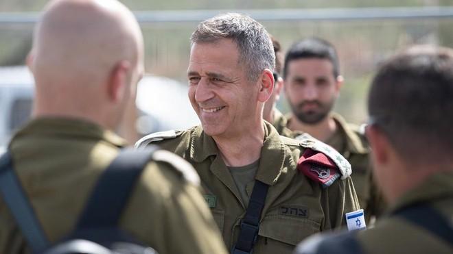 Israel khong kich anh 1