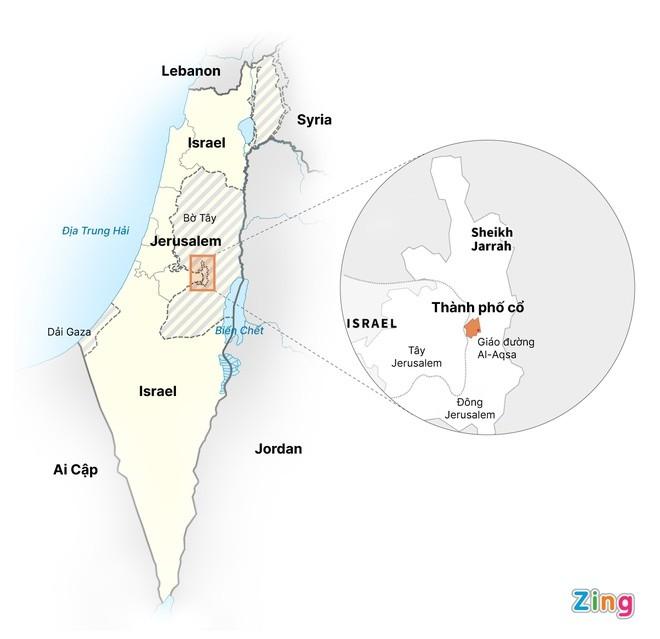 Israel khong kich anh 2