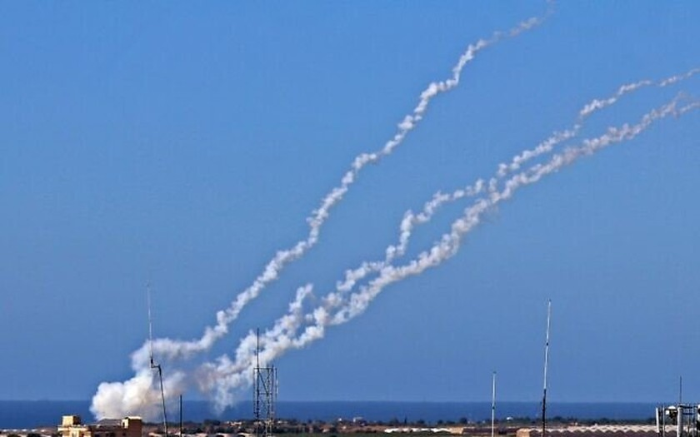 Tiêu điểm - 50 tiêm kích Israel xuất trận, kho vũ khí của Hamas ở Gaza bị phá huỷ (Hình 5).