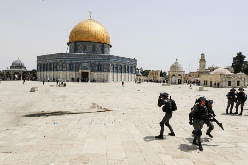 xung dot israel palestine anh 6