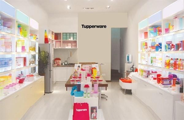 Tupperware thành đế chế tỷ đô nhờ mượn phòng khách ảnh 2