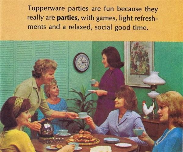 Tupperware thành đế chế tỷ đô nhờ mượn phòng khách ảnh 1