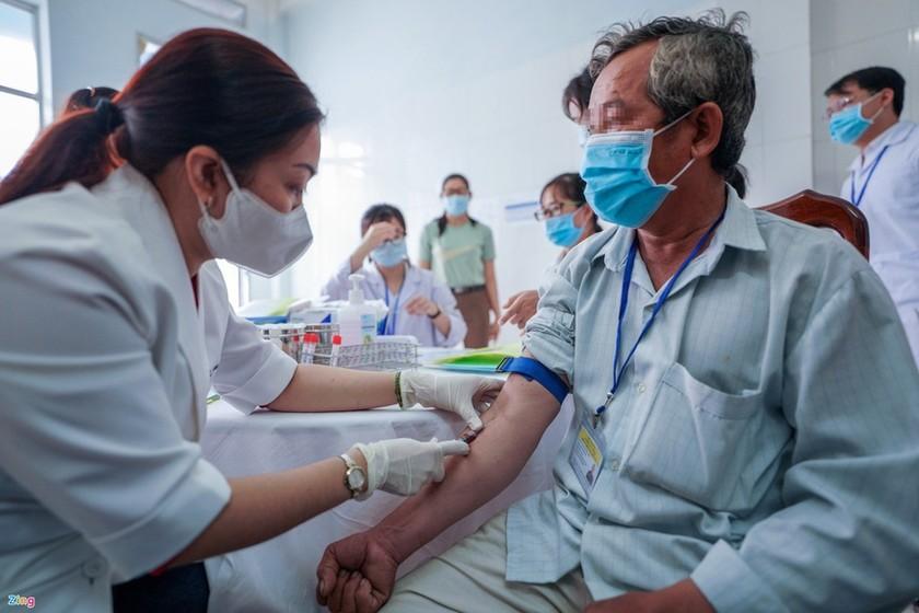 Công ty Nanogen: 'Chúng tôi không nóng vội trong việc xin cấp phép vaccine Nano Covax' ảnh 2