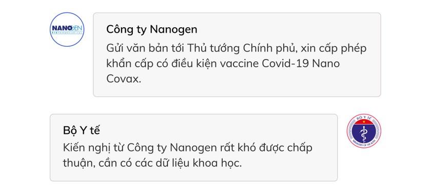 5 vấn đề cần làm rõ liên quan việc xin cấp phép khẩn vaccine Covid-19 Nano Covax ảnh 2
