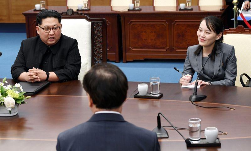 Triều Tiên sẽ có nữ lãnh đạo? Chân dung em gái quyền lực của Kim Jong Un ảnh 1