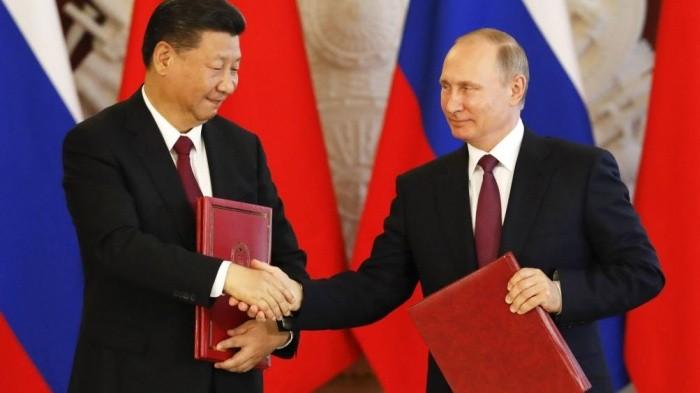 Ông Putin nói về khả năng liên minh quân sự với Trung Quốc 2