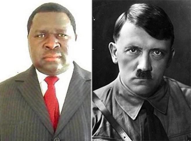 nguoi ten Adolf Hitler thang cu o Namibia anh 1