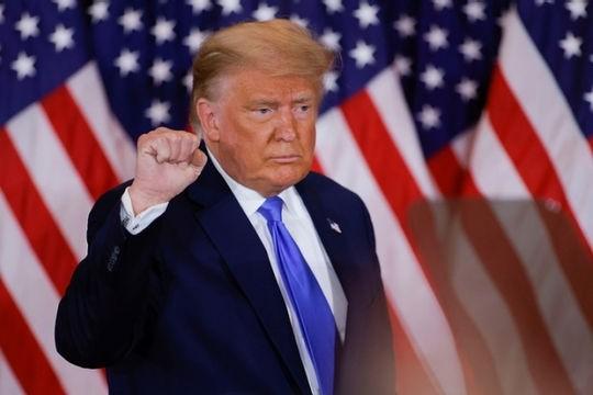 Tổng thống Trump tiếp tục khởi kiện đòi 40.000 phiếu ở Nevada