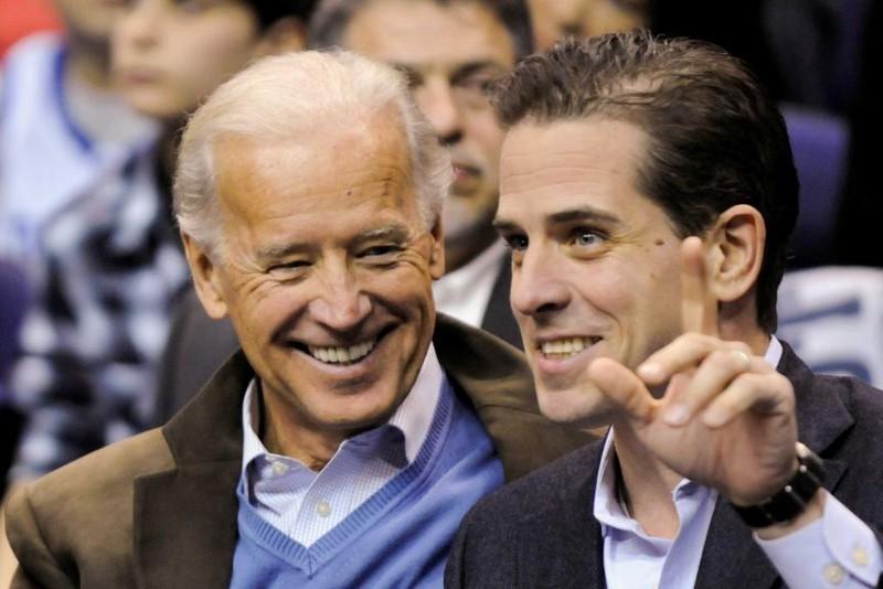 Con trai ông Biden bị điều tra về các giao dịch ở Trung Quốc - ảnh 1