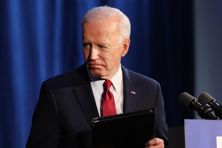 """Tổng thống Biden cho rằng, vụ phóng tên lửa mới nhất của Triều Tiên là """"việc thường lệ"""". Ảnh: Getty"""