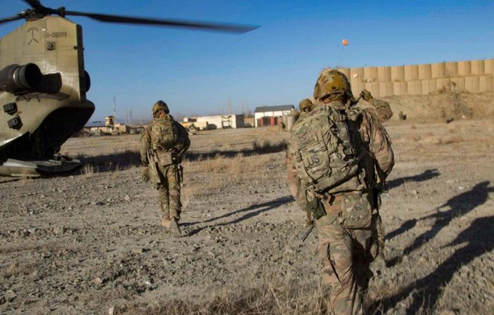 Mỹ vừa rút khỏi Afghanistan, Trung Quốc nhanh chóng vào 'lấp chỗ trống' ảnh 1