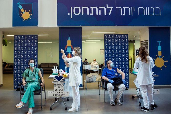 Israel chuyển 700.000 liều vaccine Pfizer sắp hết hạn cho Hàn Quốc ảnh 1