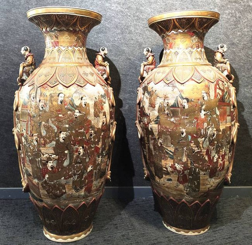 The eternal lure of Satsuma pottery from Japan ảnh 2