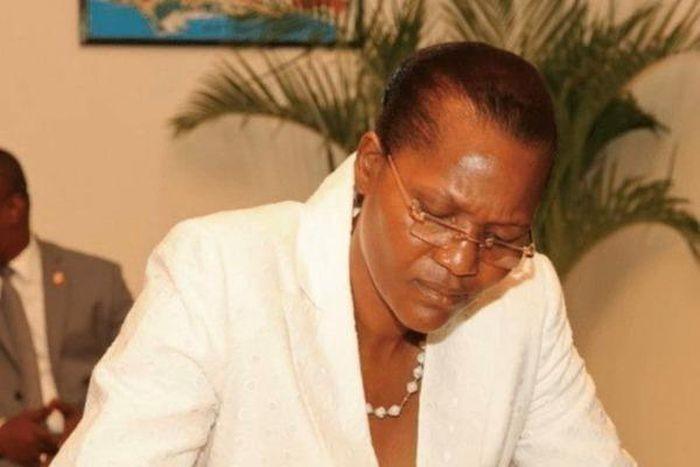 Chân dung nữ nghi phạm đầu tiên ám sát Tổng thống Haiti ảnh 2