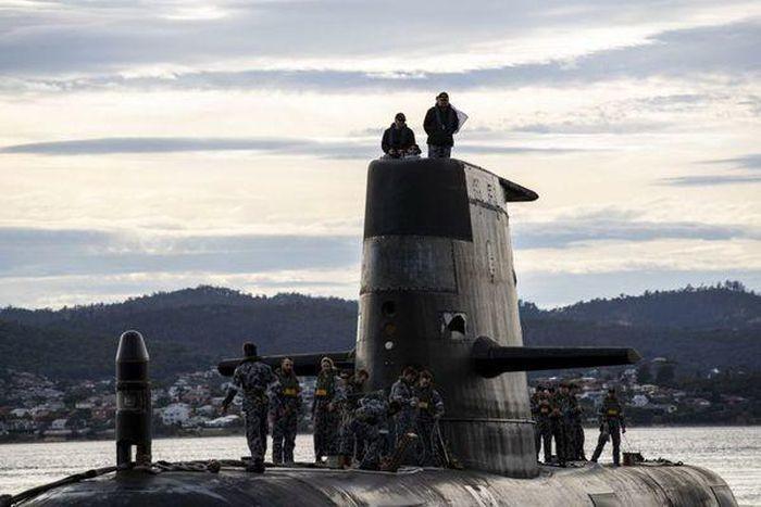 Tập đoàn đóng tàu ngầm Pháp yêu cầu Australia bồi thường ảnh 1