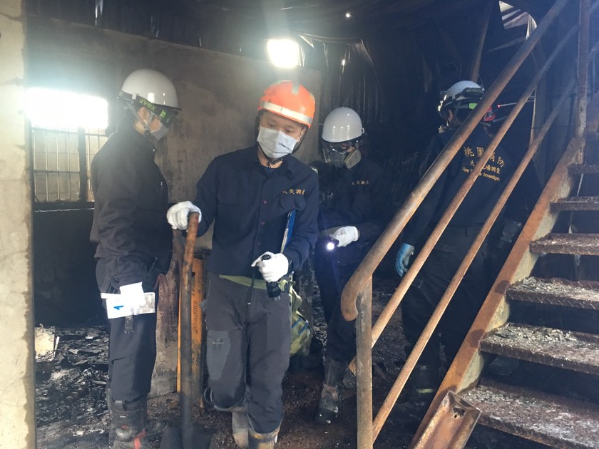 6 Vietnamese workers die during fire in illegal dormitory ảnh 2