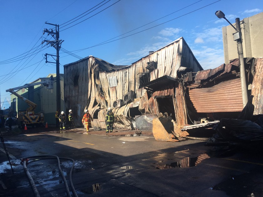 6 Vietnamese workers die during fire in illegal dormitory ảnh 3