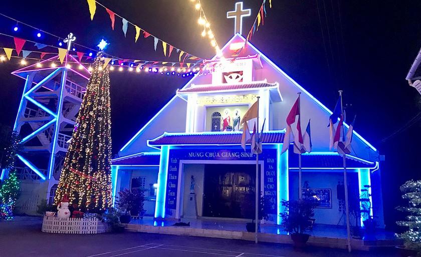 Bảo tồn 2 công trình Công giáo  trong Khu đô thị mới Thủ Thiêm ảnh 1