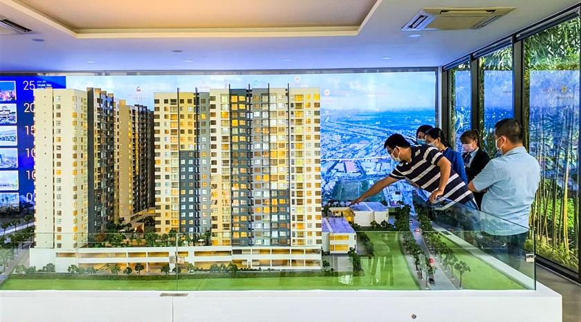 Căn hộ Dual Key - dự án Akari City: Giải pháp an cư, đầu tư song hành ảnh 1