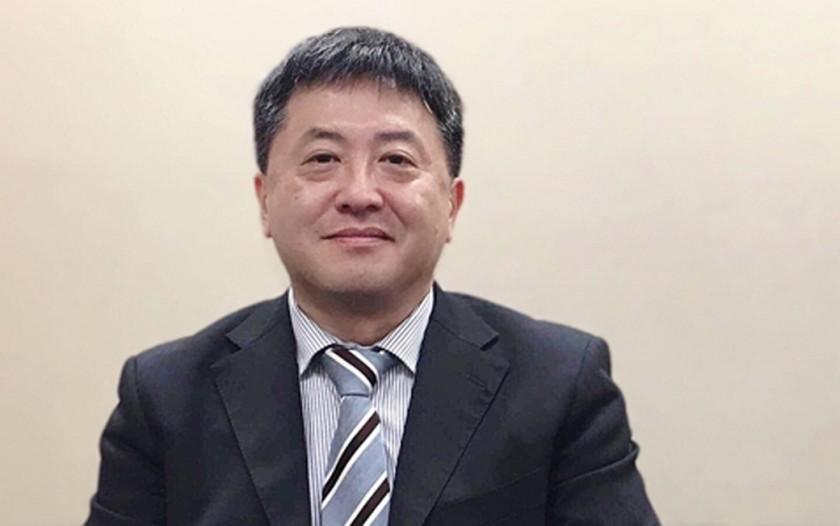Ông Shimizu Akira - Trưởng Đại diện Văn phòng JICA Việt Nam
