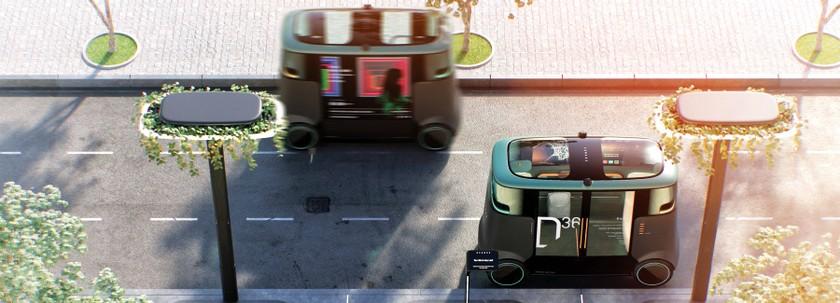 Thành phố thông minh trong tương lai ảnh 1