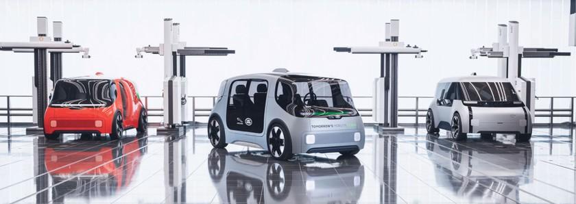 Thành phố thông minh trong tương lai ảnh 3