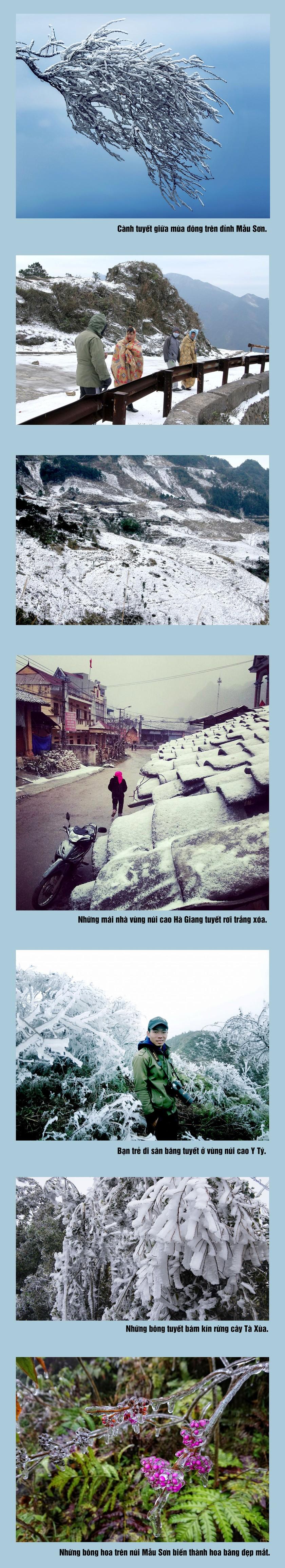 Săn băng tuyết vùng cao xứ Bắc ảnh 1