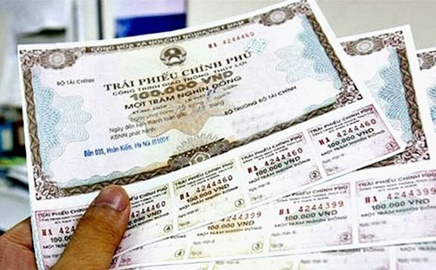 Huy dong gan 324.000 ty dong trai phieu Chinh phu trong nam 2020 hinh anh 1