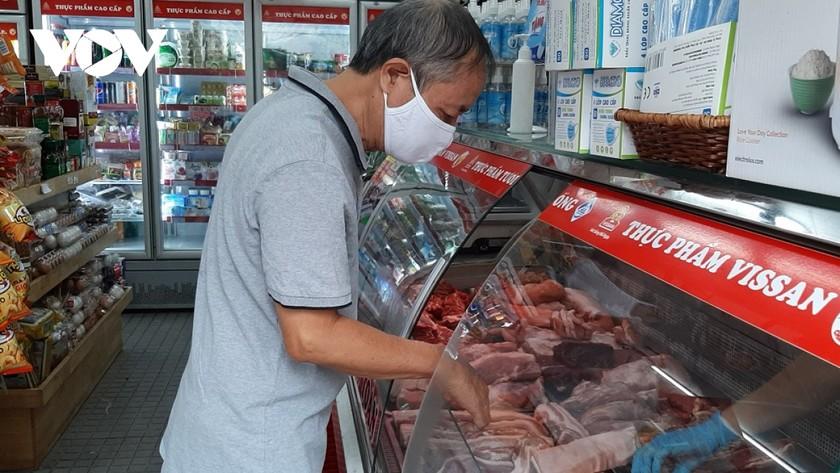 Giá thịt heo tăng thời điểm cuối năm ảnh 2