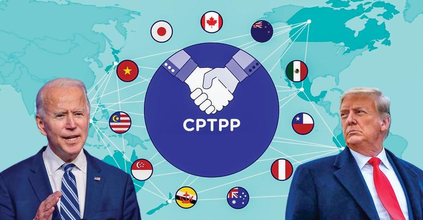 Động lực và áp lực Mỹ quay lại CPTPP  ảnh 2