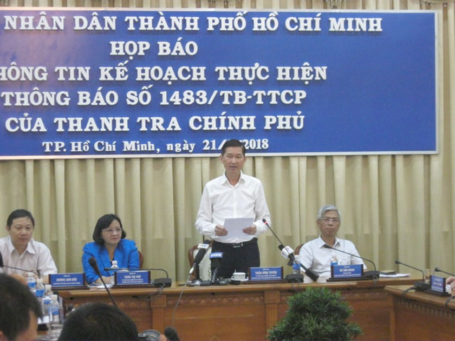 Dự án Thủ Thiêm: UBND TPHCM nhận trách nhiệm và sẽ giải quyết quyền lợi ảnh 1