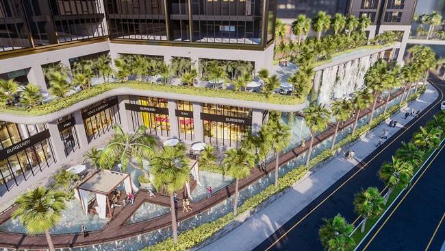 Sunshine City Sài Gòn: Mật mã nhận biết của giới thượng lưu  ảnh 1