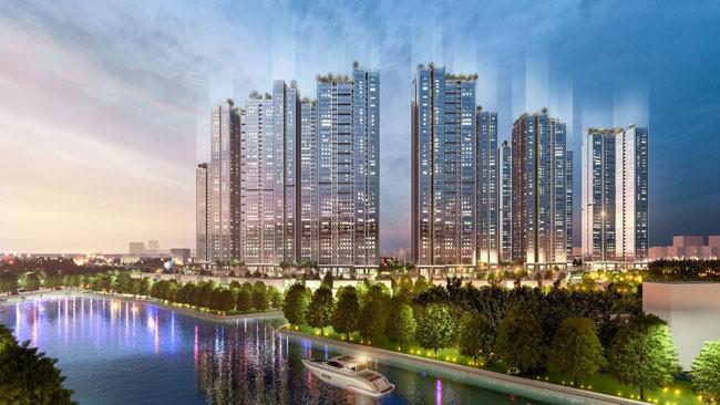 Sunshine City Sài Gòn: Mật mã nhận biết của giới thượng lưu  ảnh 4
