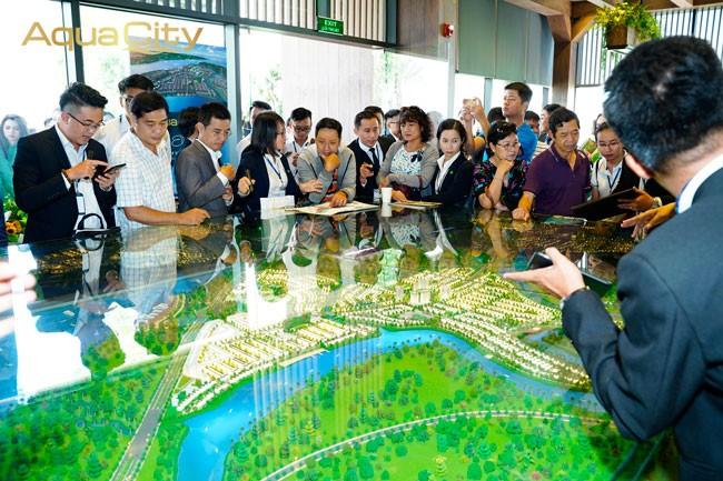 Bất động sản đô thị vệ tinh: Sức hút từ hạ tầng ảnh 2