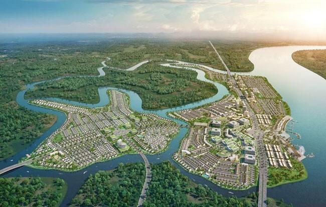 Bất động sản đô thị vệ tinh: Sức hút từ hạ tầng ảnh 3