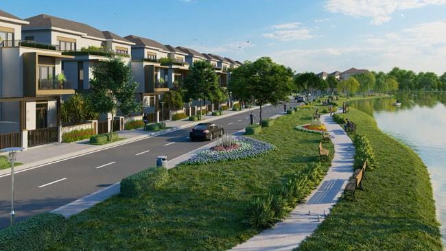 Người trẻ hiện đại lựa chọn không gian sống xanh tại đô thị vệ tinh ảnh 2