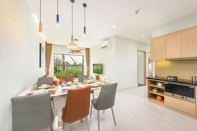 Lợi ích sử dụng gói vay tài chính mua căn hộ 3 phòng ngủ Lovera Vista Khang Điền ảnh 1