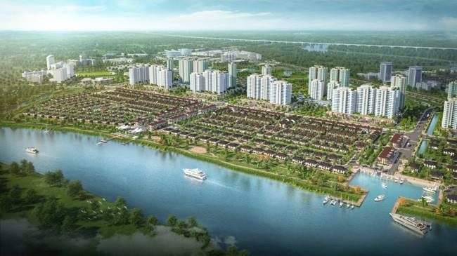 Giải mã sức hút dinh thự và Grand villa ven sông tại Waterpoint ảnh 2