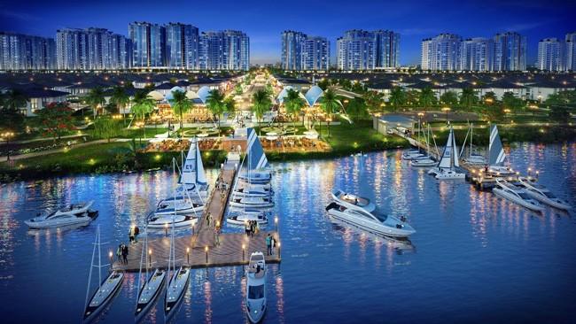 Giải mã sức hút dinh thự và Grand villa ven sông tại Waterpoint ảnh 3