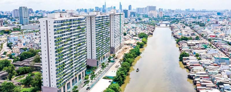 Tiêu chuẩn xanh cho thành phố mới ảnh 2