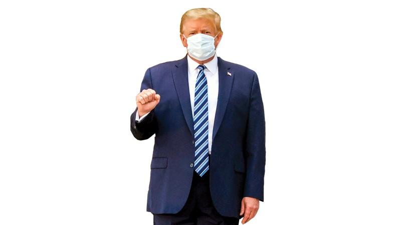 """""""Bão tweet""""  của ông Donald Trump  ảnh 2"""