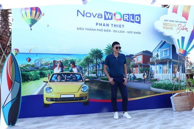 Cùng MC Tuấn Tú trải nghiệm NovaWorld Phan Thiet ảnh 2
