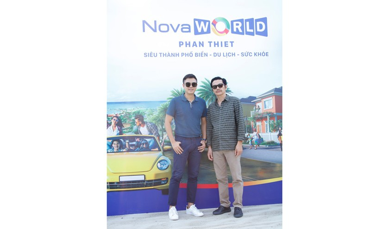 Cùng MC Tuấn Tú trải nghiệm NovaWorld Phan Thiet ảnh 1