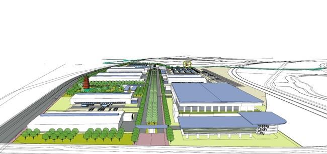 """T&T Group sẽ khởi công """"siêu cảng"""" logistics vào tháng 12 ảnh 1"""