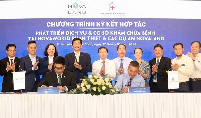 NovaWorld Phan Thiet hướng đến siêu thành phố biển – du lịch – sức khỏe ảnh 1
